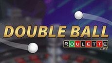 double ball roulette logo